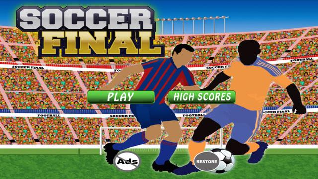 Soccer Final - Euro Football Penalty Shootout