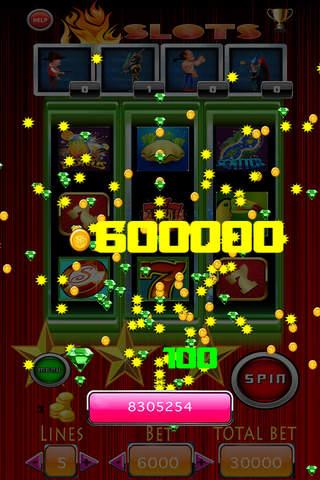 ``AAA Casino Slots-777-Bonus Free Coins! screenshot 2