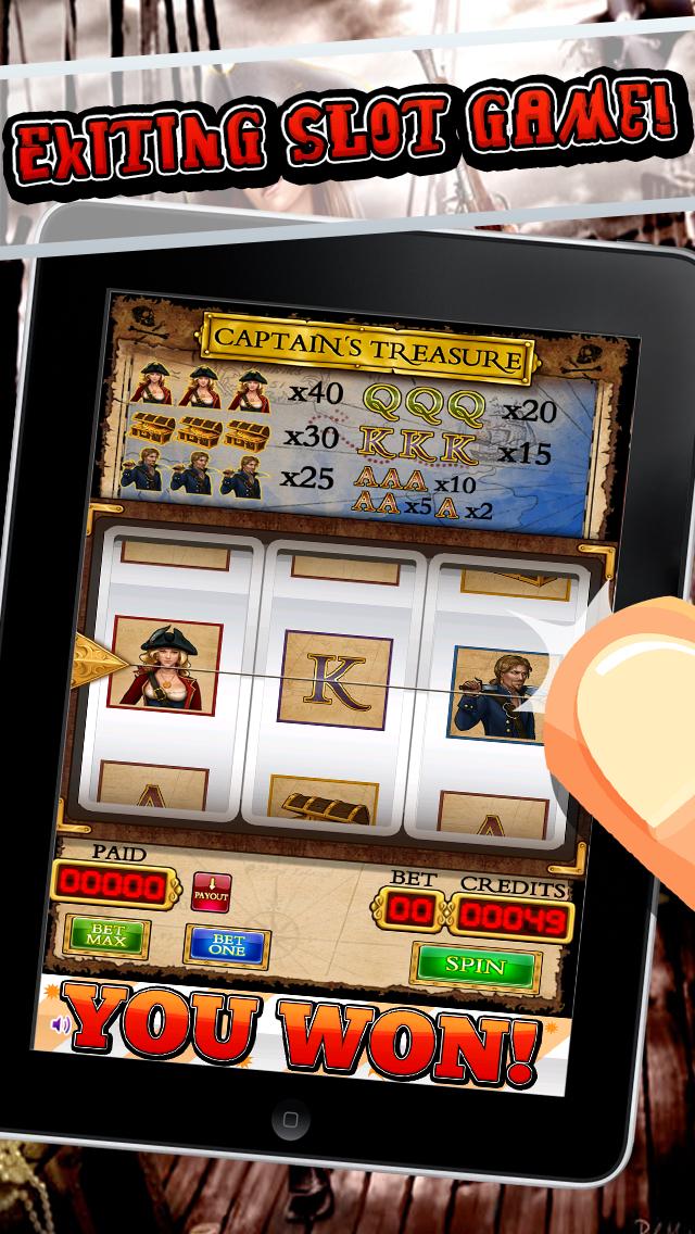 Age Of Pirates Slot – Crazy Casino Treasure Jackpot