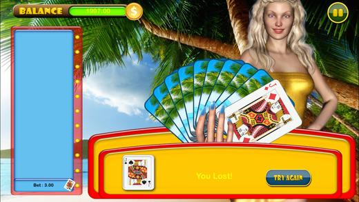 Summer Tropical Casino Kingdom Hi-Lo Pro