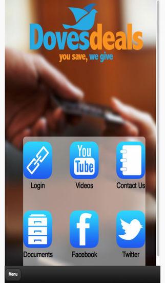 DovesDeals Merchant App