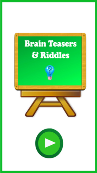 Brain Teasers and Puzzles