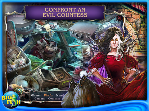 Bridge to Another World: Burnt Dreams HD - Hidden Objects, Adventure & Mystery (Full)screeshot 2