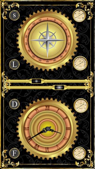 Explorachron Lite: Steampunk Time Traveling