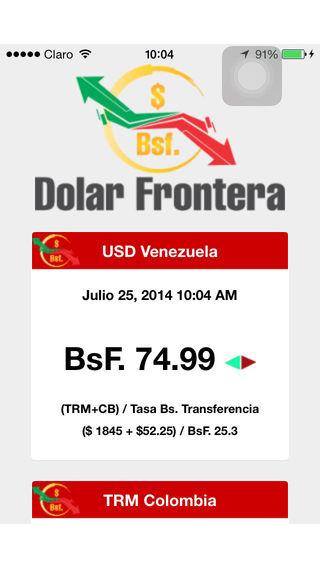 Dolar Frontera