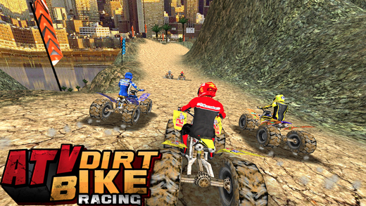 Atv Dirt Bike Racing