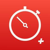 小工具 – 精美秒表 Stopwatch+ [iOS]