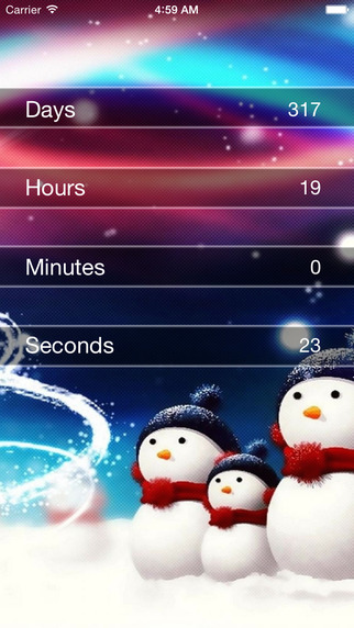 Christmas Countdown 2016