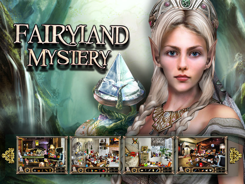 Alfreda's Mysterious Fairyland HD
