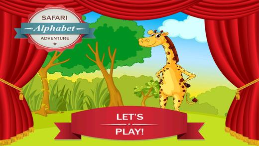 Alphabet Safari Adventure