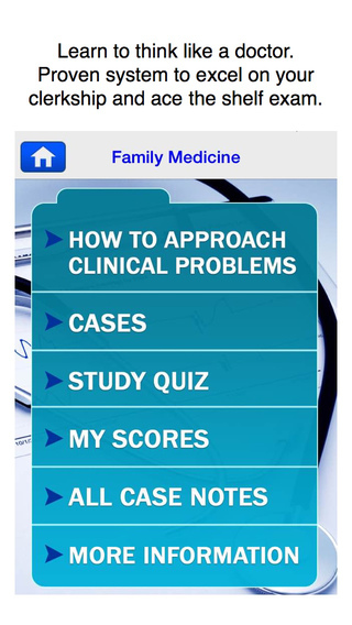 Case Files Family Medicine 3rd Ed. 60 High Yield Cases with USMLE Step 1 Review Questions LANGE McGr