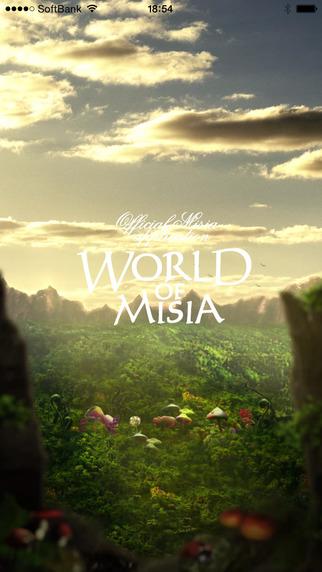 MISIA OFFICIAL APPLI - WORLD OF MISIA -
