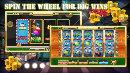 `` Amazing 777 Casino Mania Free