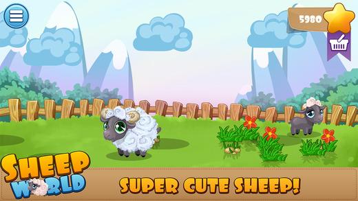 Sheep World - Farm Tycoon