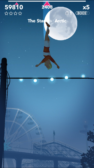 FALLMAN – Trampoline Action Screenshot