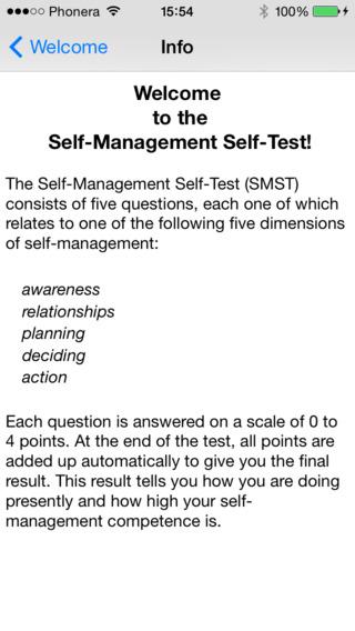 SelfManagementTest|玩健康App免費|玩APPs