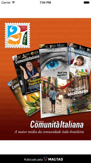 Revista Comunità Italiana