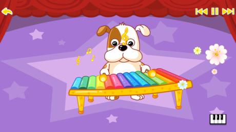 《音乐会-宝宝巴士》免费下载-多多苹果商店