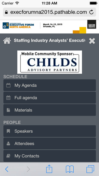 Staffing Industry Analysts Events