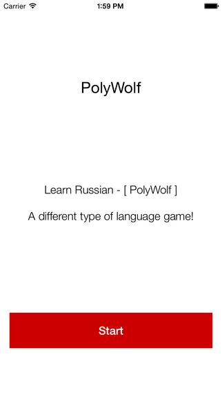 Learn Russian - [ PolyWolf ]