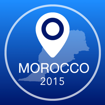 Morocco Offline Map + City Guide Navigator, Attractions and Transports LOGO-APP點子