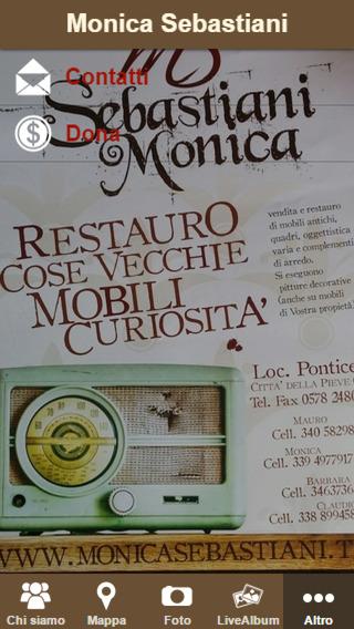 Antichita' Monica Sebastiani