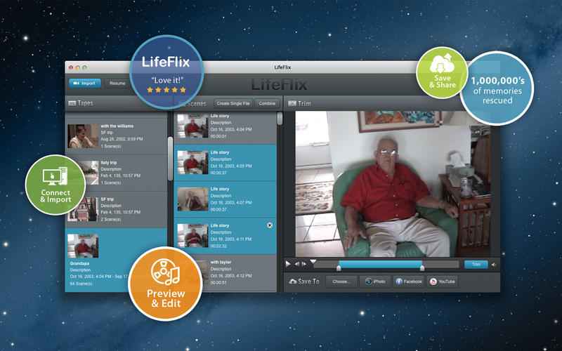 LifeFlix Pro Screenshot - 2