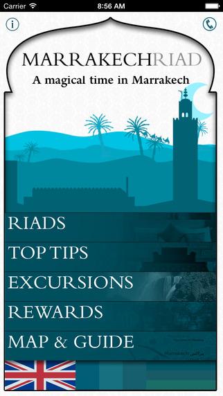 Marrakech Riad Travel Guide