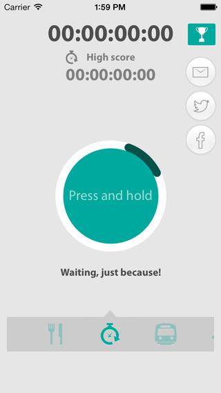 等待游戏:Waiting Game!