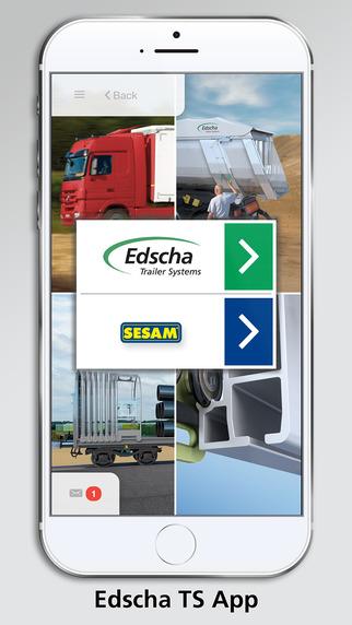 Edscha TS - App