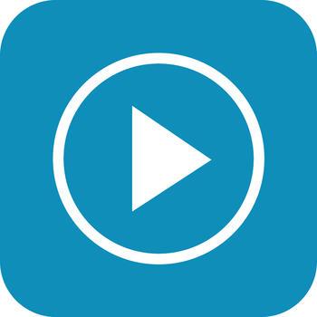 MUUUVER(ムーバー) 〜クリエイター向け動画編集アプリ!〜 LOGO-APP點子
