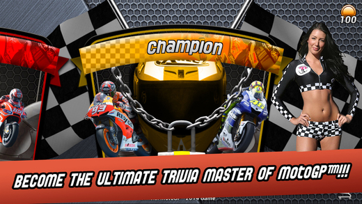 The Official MotoGP™ Trivia Game 2014