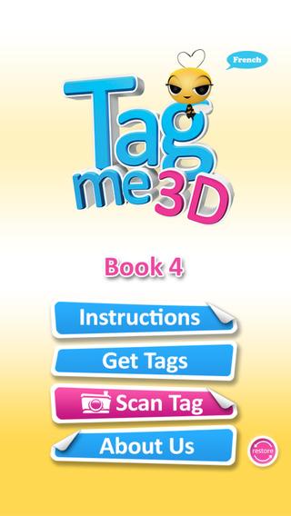 Tagme3D FR Book4