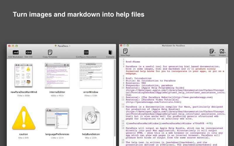 ParaDocs Screenshot