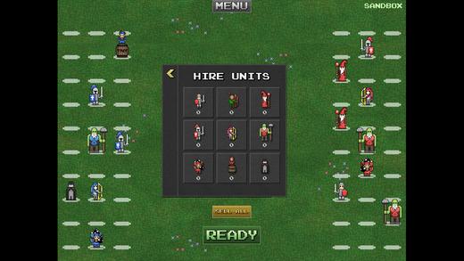 8bitWar: Origins Screenshot