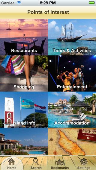 Aruba eGuide TM