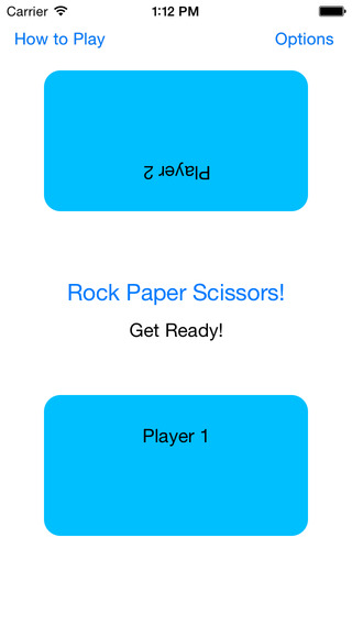 Rock Paper and Scissors