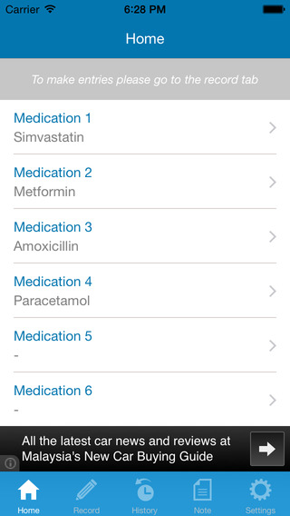 Contains Nonbinding Recommendations Mobile Medical Applications Guidance for Industry and Food and D