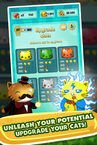 Combi Cats - Cat-Matching Fun for the Whole Family screenshot 3