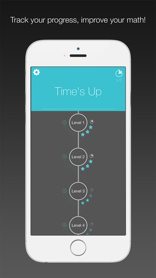 Times Up - Brain Training Challenge