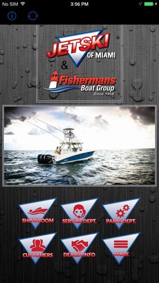 Jetski of Miami Fishermans Boat Group