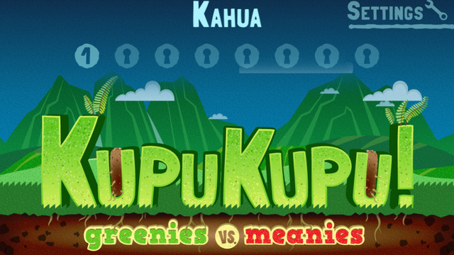 KupuKupu Greenies vs. Meanies