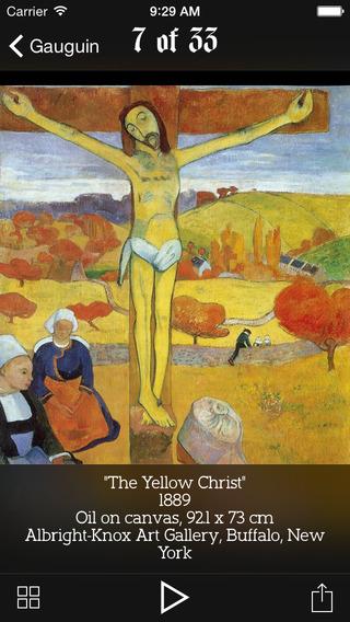 Gauguin lifework