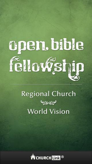 Open Bible Fellowship App