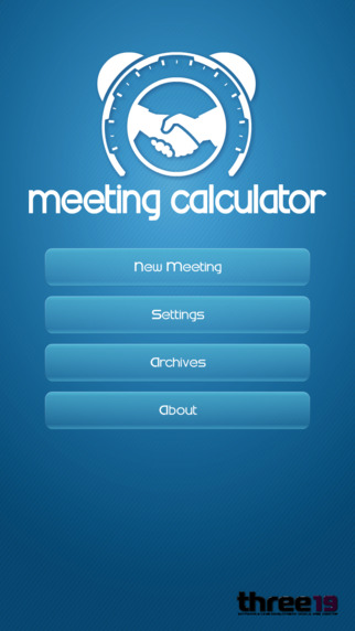 Meeting Calculator 2
