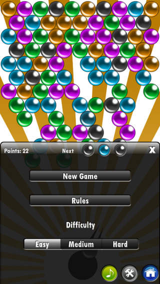 Bubbles FREE! iPhone Screenshot 3