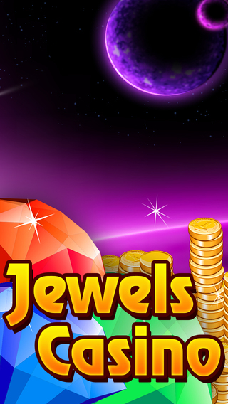 777 Fortunes of Jewels Gems Jackpot Casino - Vegas Party Slots Games Pro