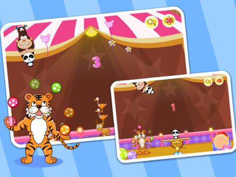 玩遊戲App|动物马戏团 HD-宝宝巴士免費|APP試玩