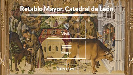 Retablo Mayor de la Catedral de León