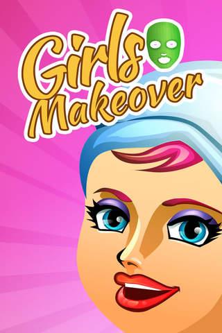 Makeup games - SPA Beauty Salon - Dress Up Paris screenshot 3